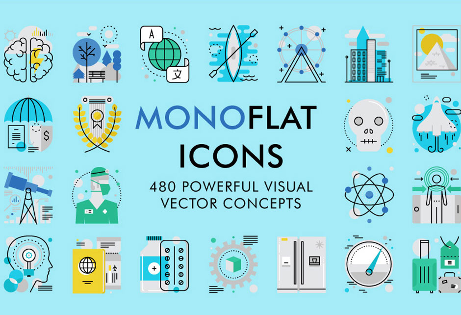 vector icons