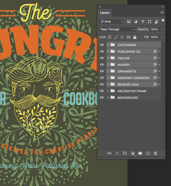 The Hungry Designer Cookbook