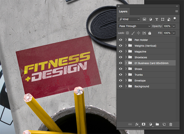 Fitness and Design Magazine