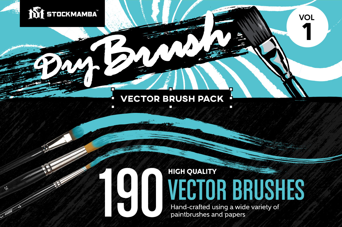 Dry-Brush-Vector-Pack-main