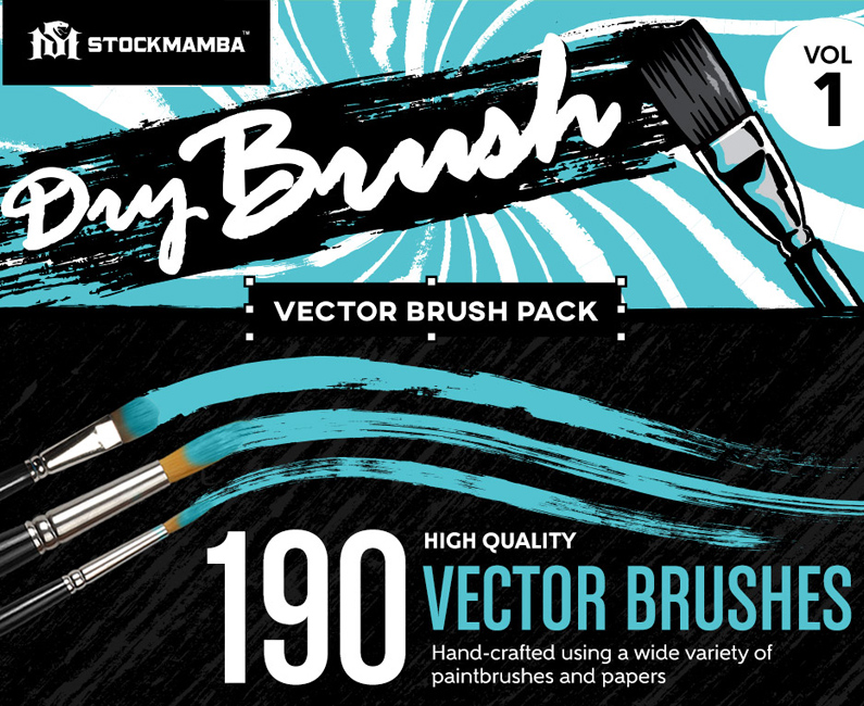 Dry-Brush-Vector-Pack-top