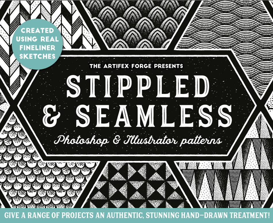Stippled-and-Seamless-Fineliner-Patterns-Top-image