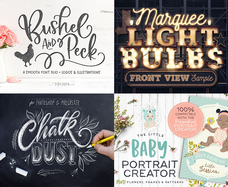 The Ultimate Creative Design Bundle
