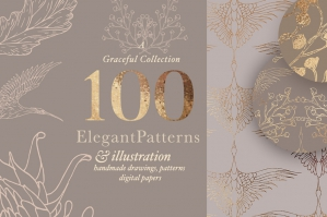 100 Elegant Patterns