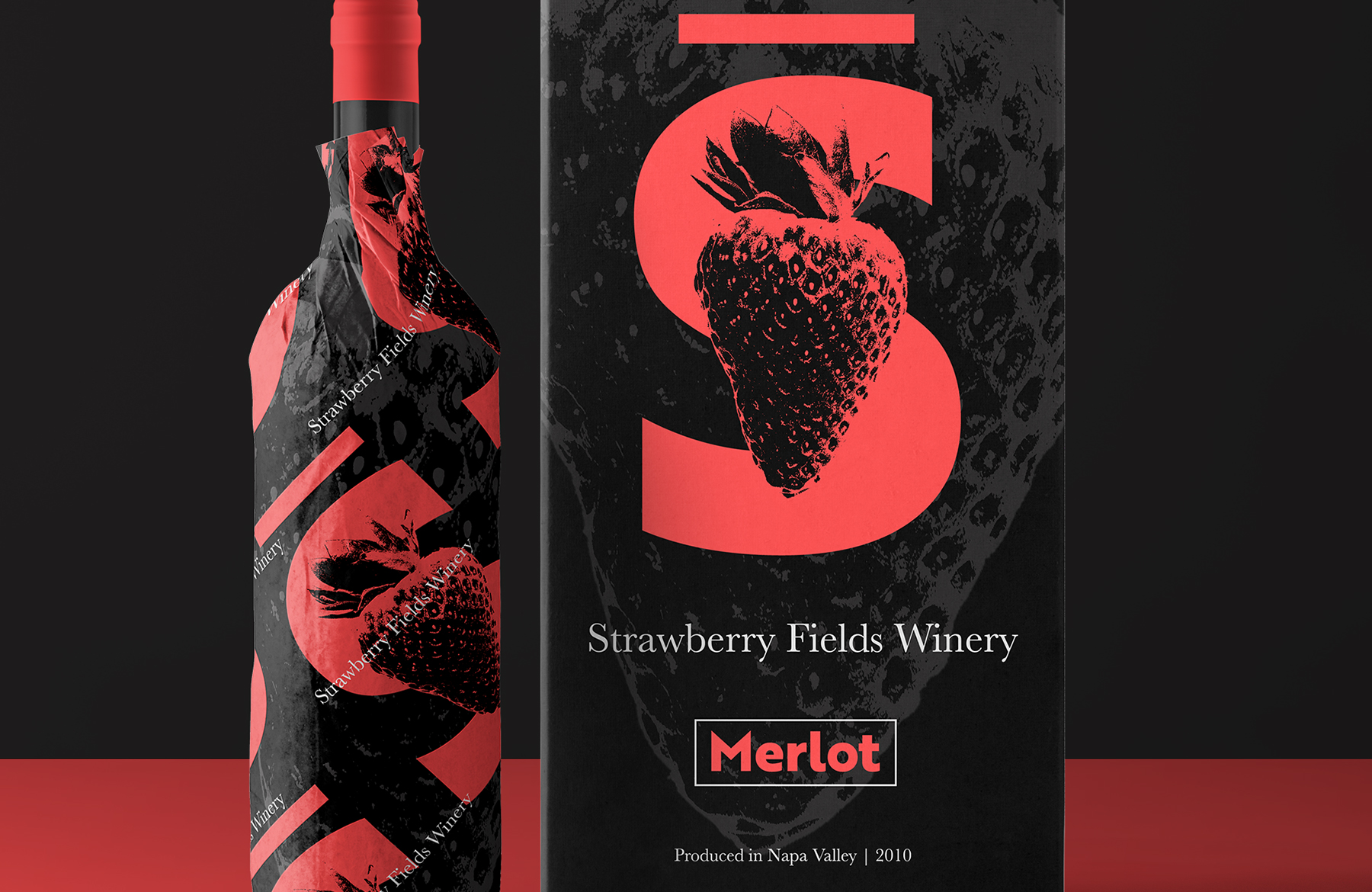 Create a High-End Winery Packaging Design in Photoshop