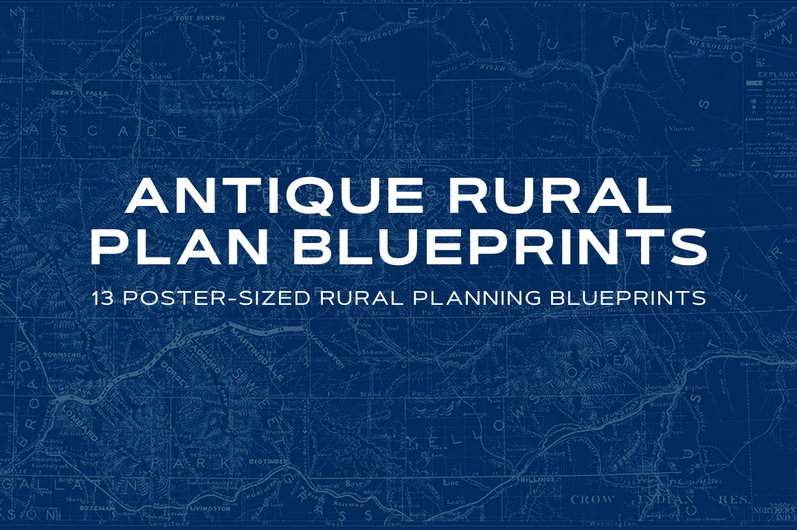 Antique-Rural-Plan-Blueprints-cover