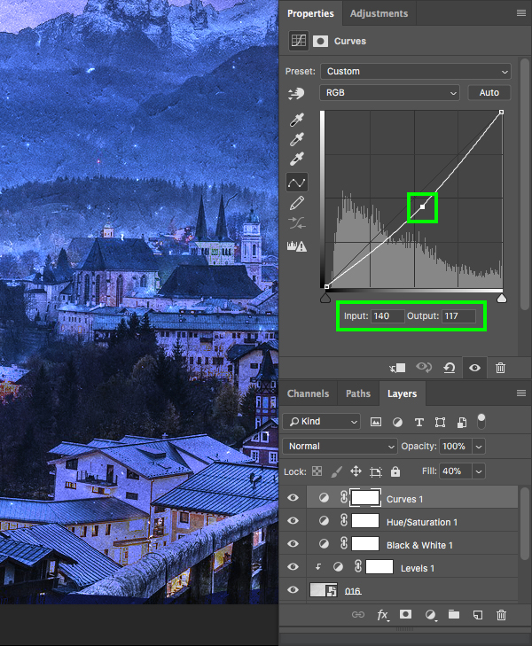 Adding Textures to Landscape Photography