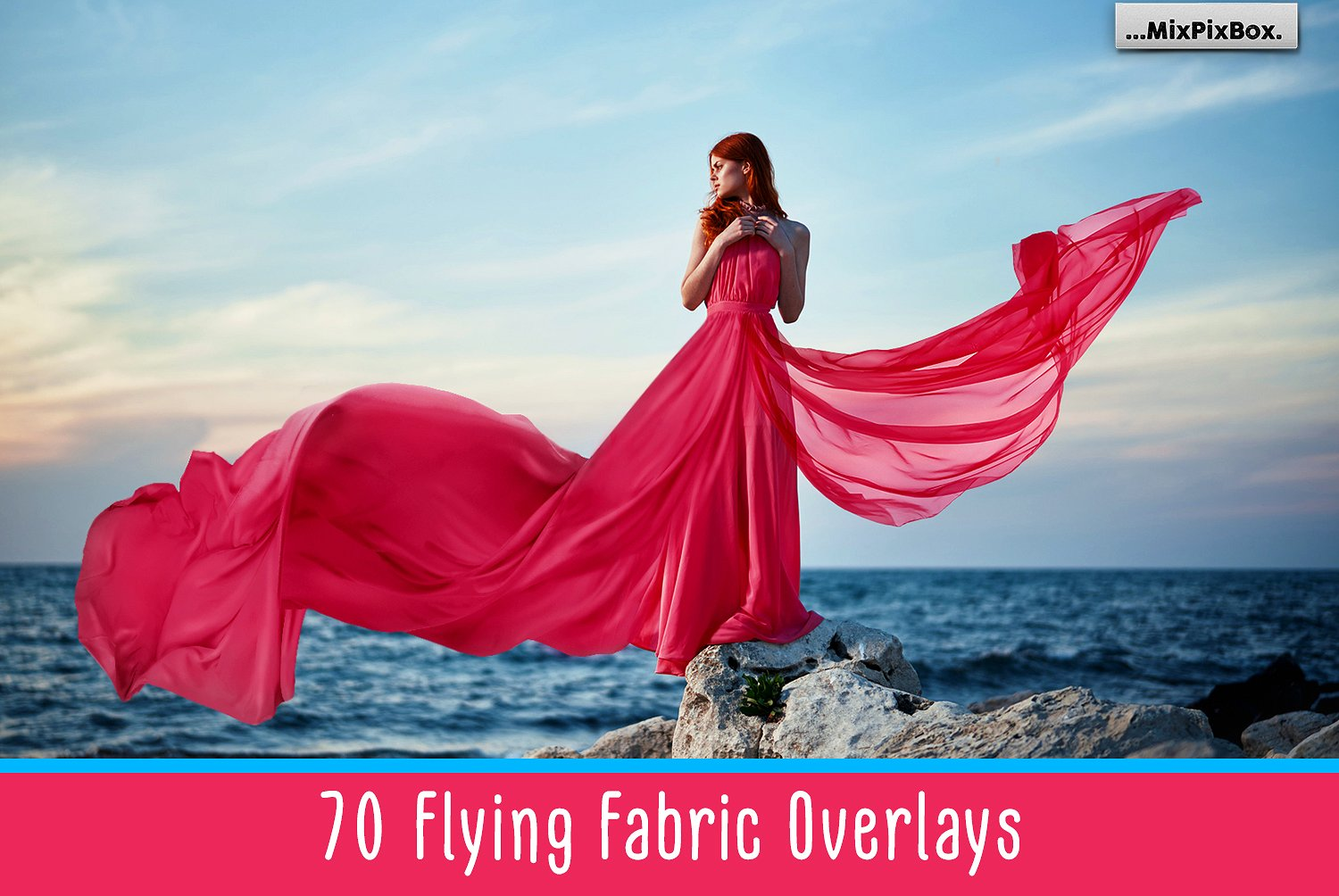 Flying Fabric Overlays