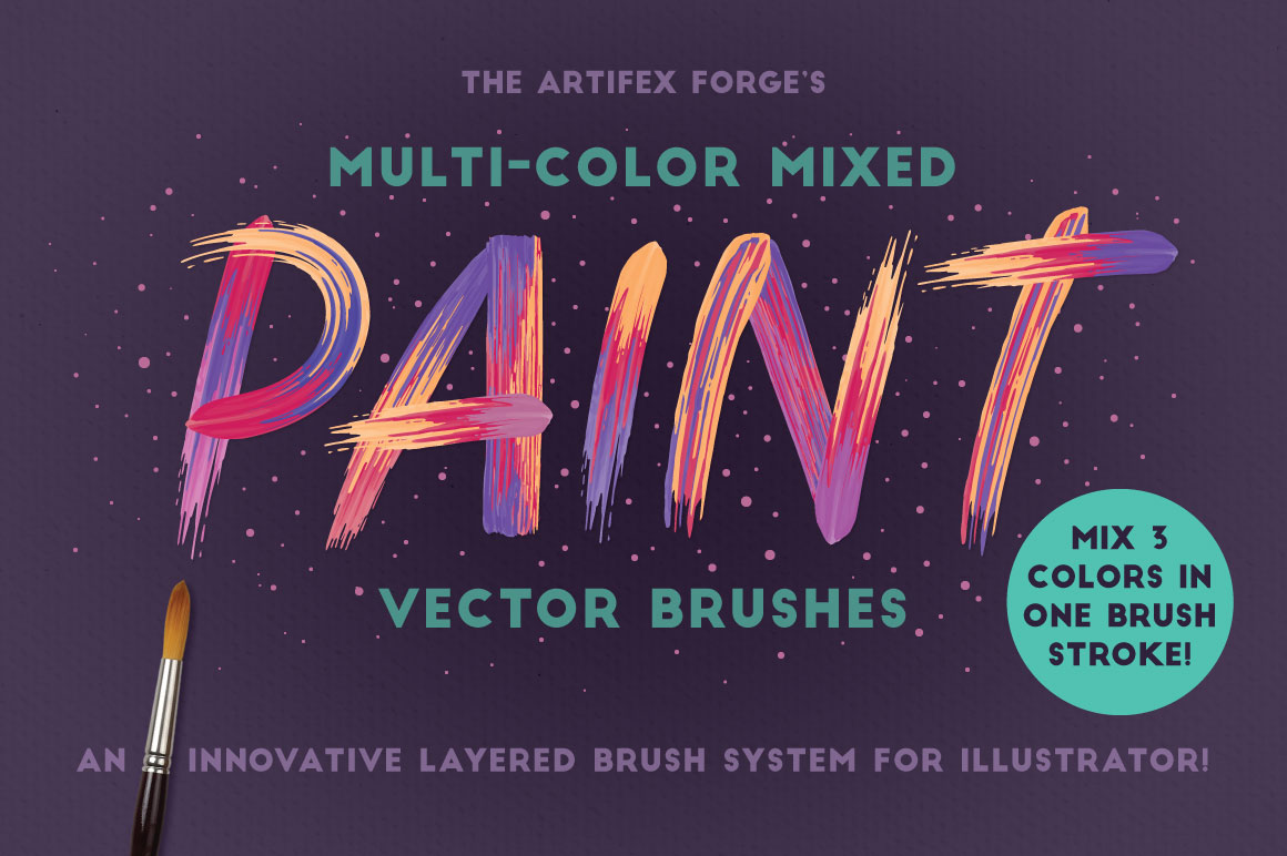 multi-colour-mixed-paint-brushes