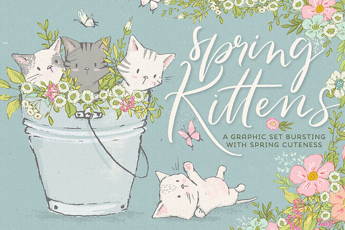 spring-kittens-covers
