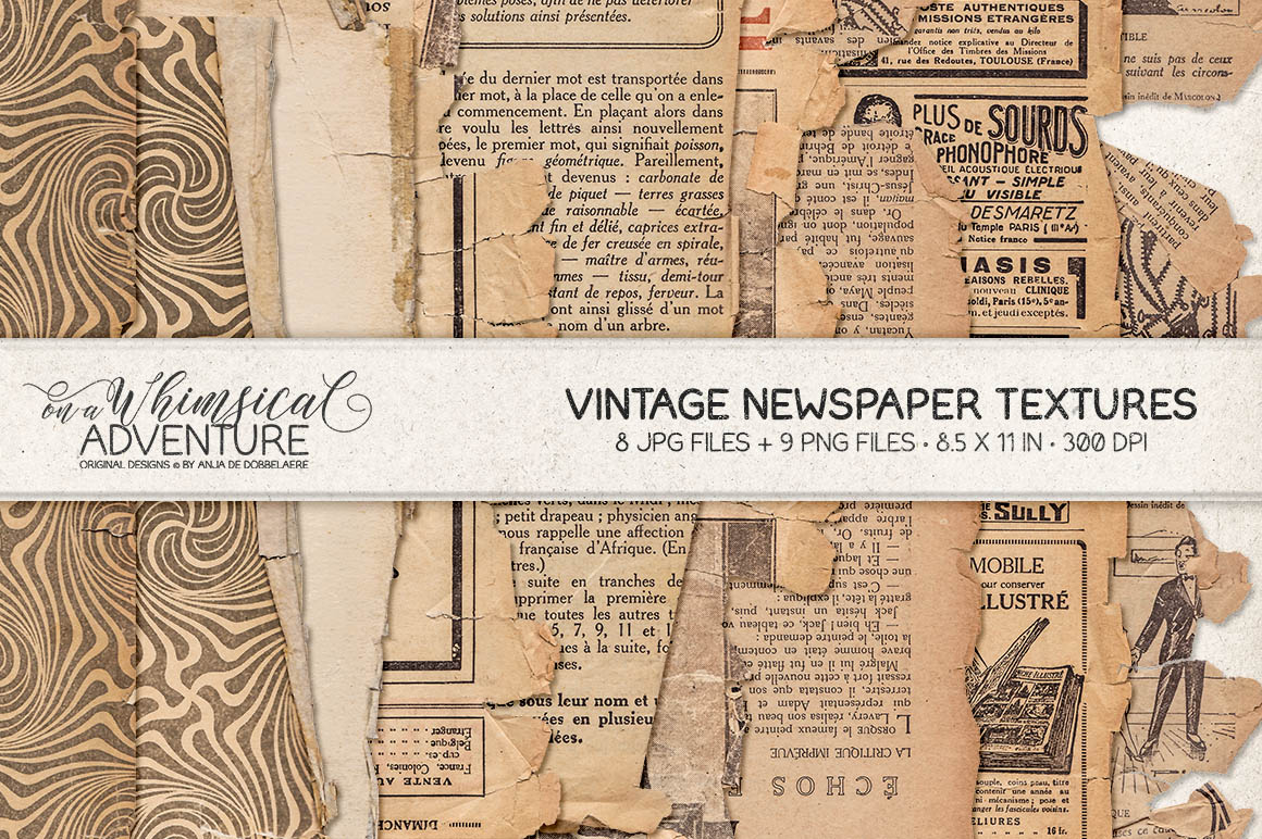 The Timeless Vintage Design Bundle