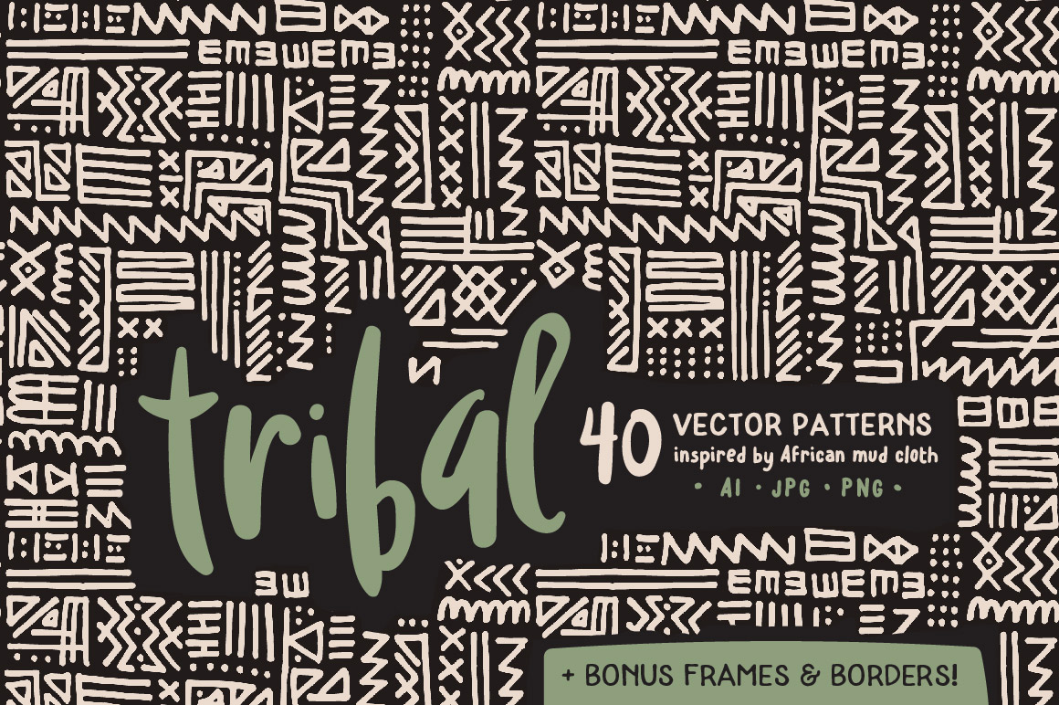 Tribal Pattern Collection