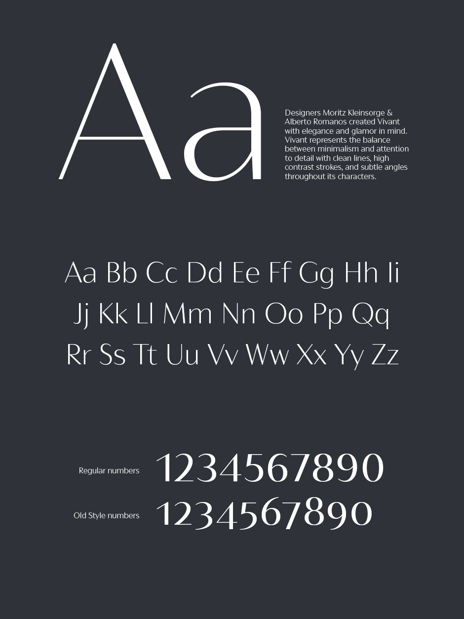 The Designer's Essential Font Collection