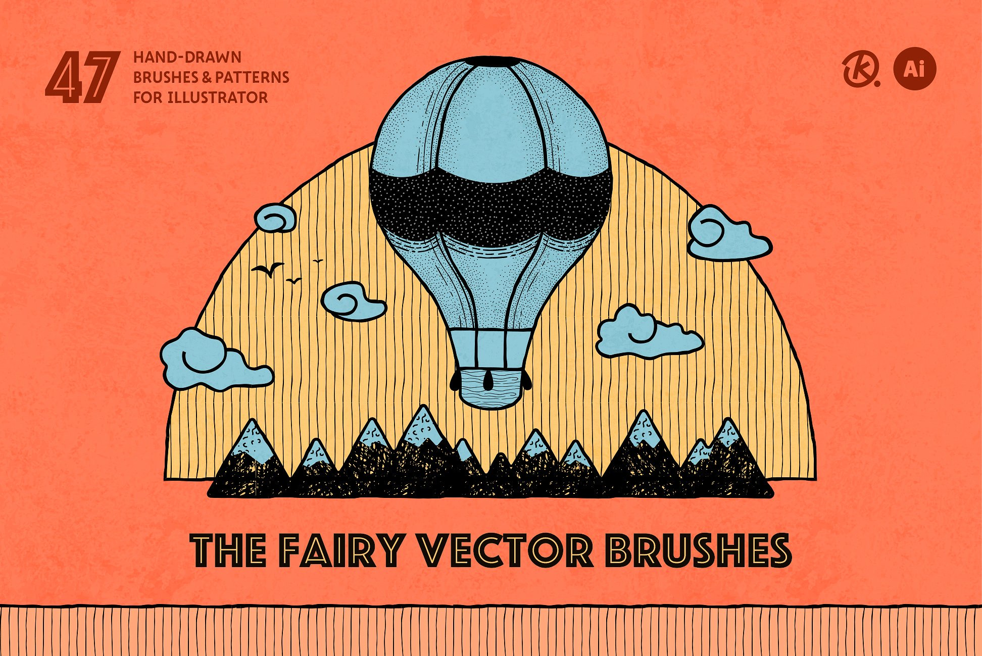 The Fairy Vector Brushes