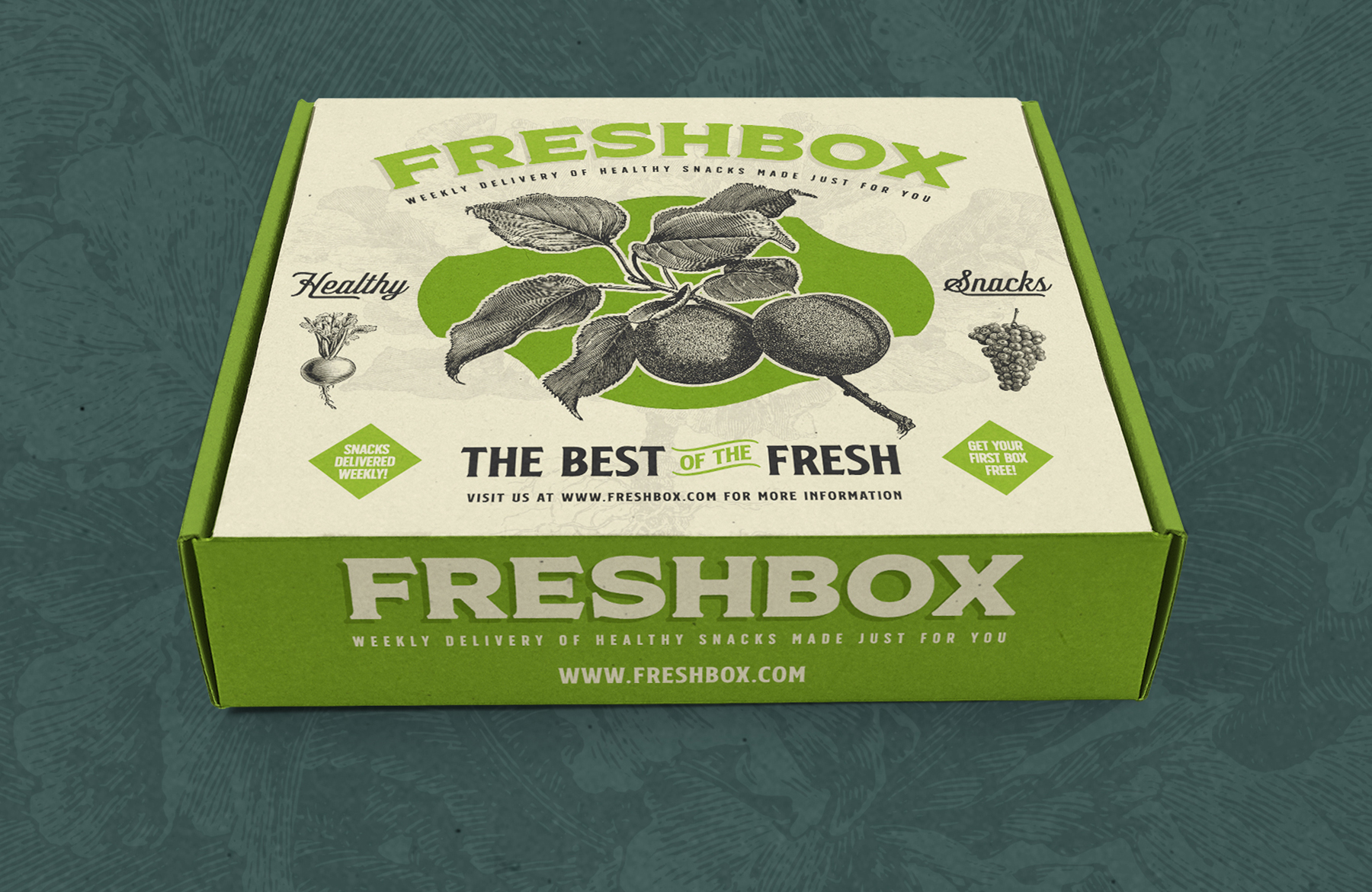 How to Design Packaging for a Snack Delivery Service in ...
