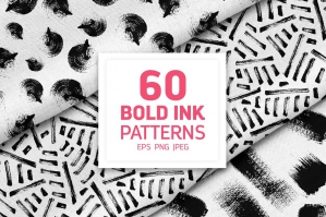 60-Hand-Drawn-Bold-Ink-Patterns-cover