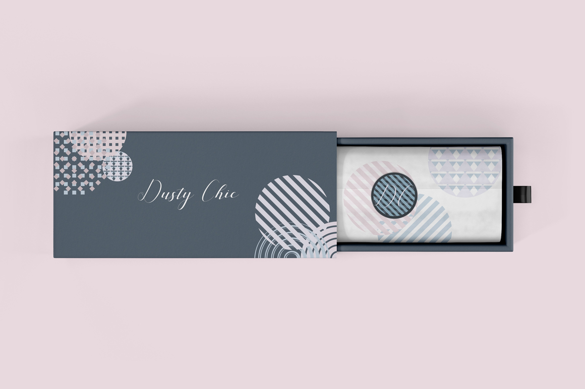 Dusty Chic Design Toolkit