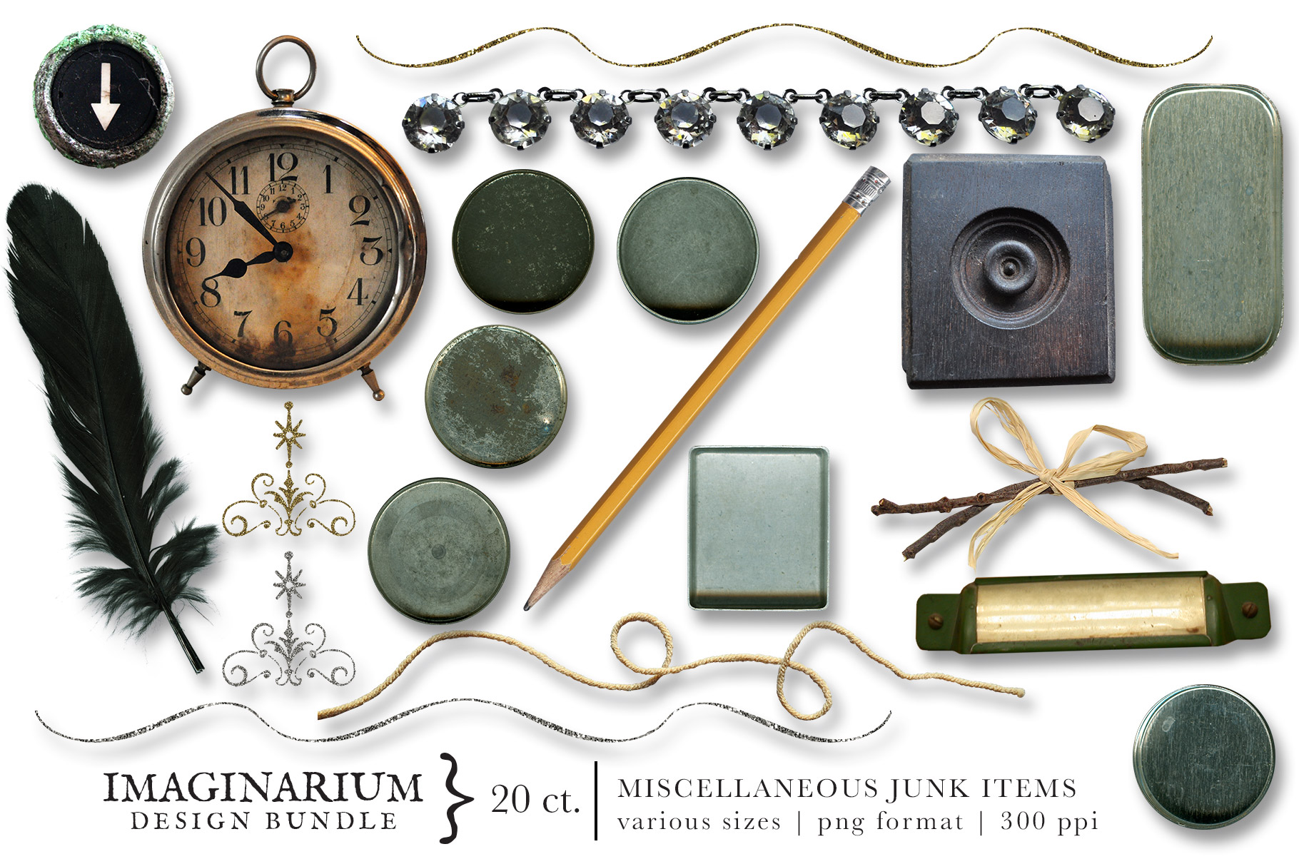 Imaginarium Vintage Junk Graphics