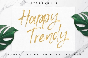 Happy-Trendy-Font-cover