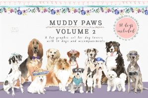 Muddy-Paws-Volume-2-cover