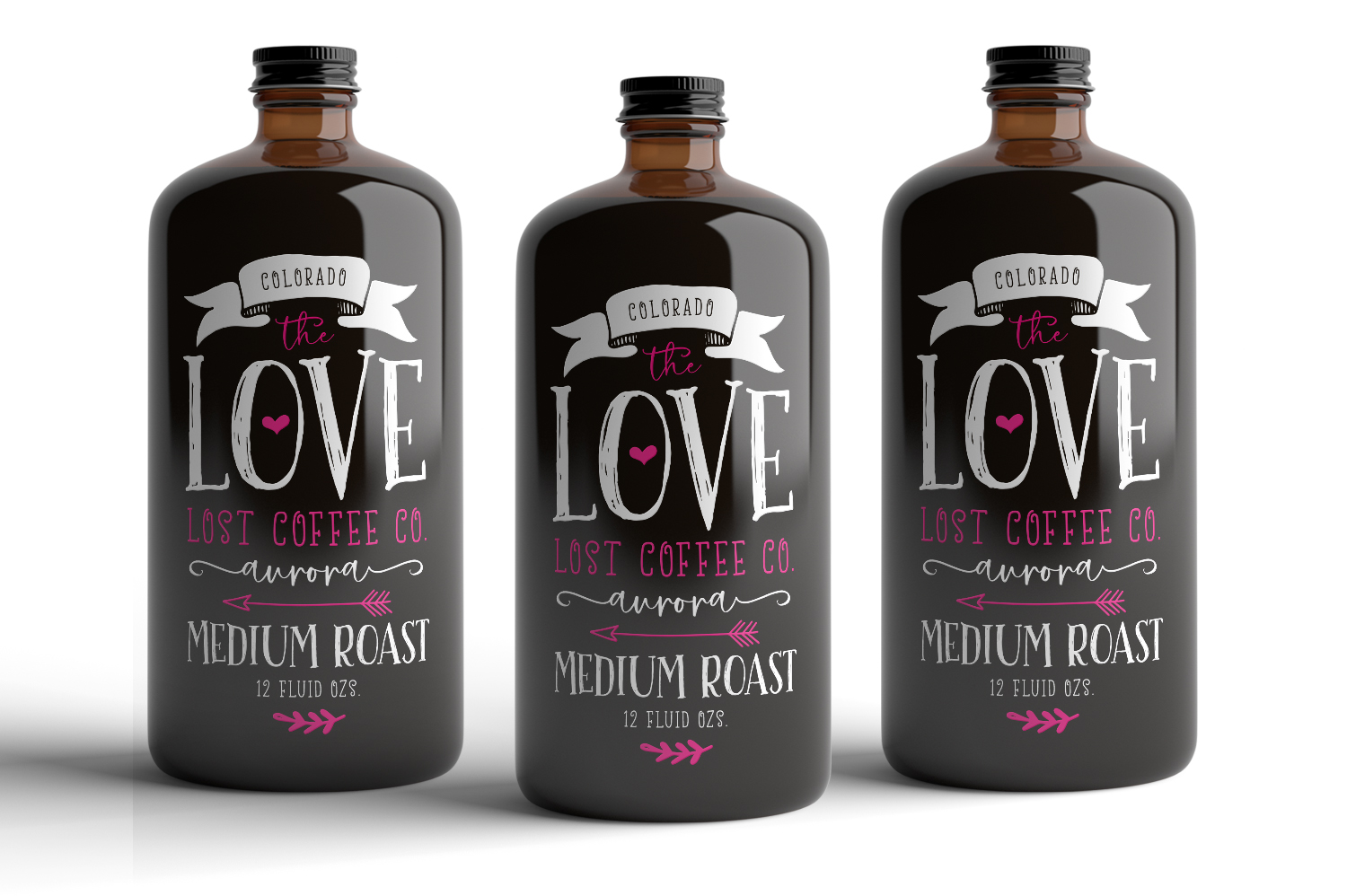 The Lovepotion Font Collection