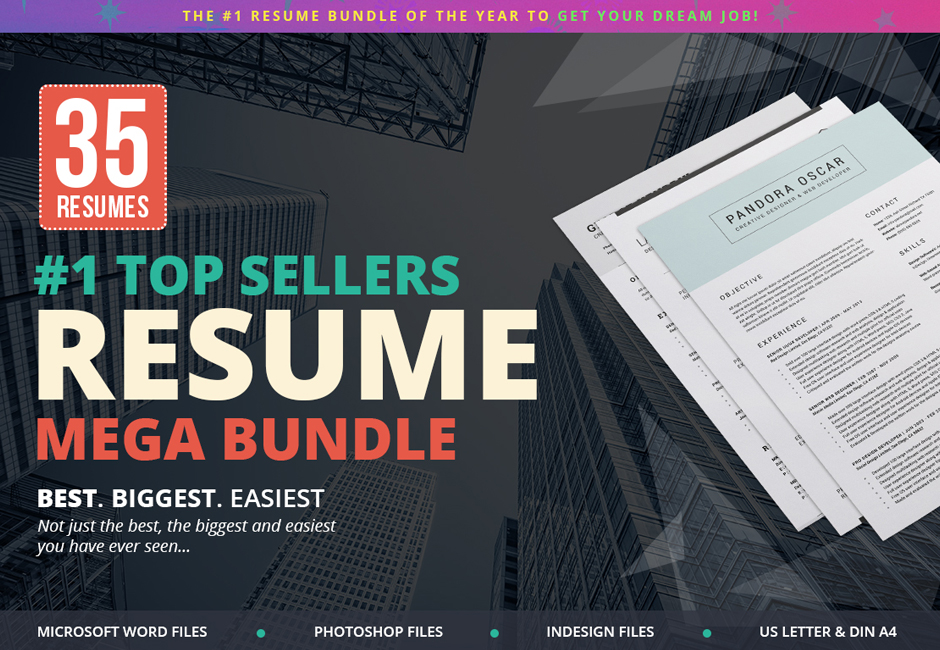 Top Sellers Resume Mega Collection