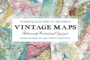 130-Vintage-Maps-of-the-World-cover