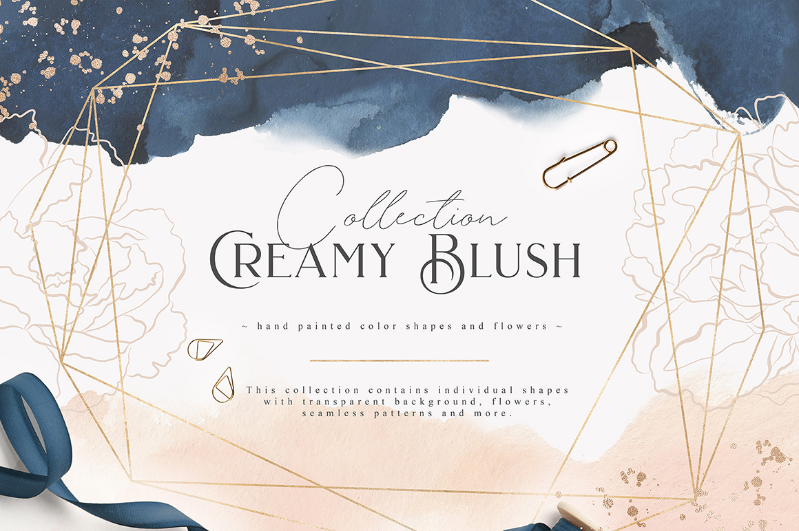 Creamy Blush Collection