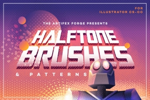 Halftone-Brushes-And-Bonus-Patterns-cover