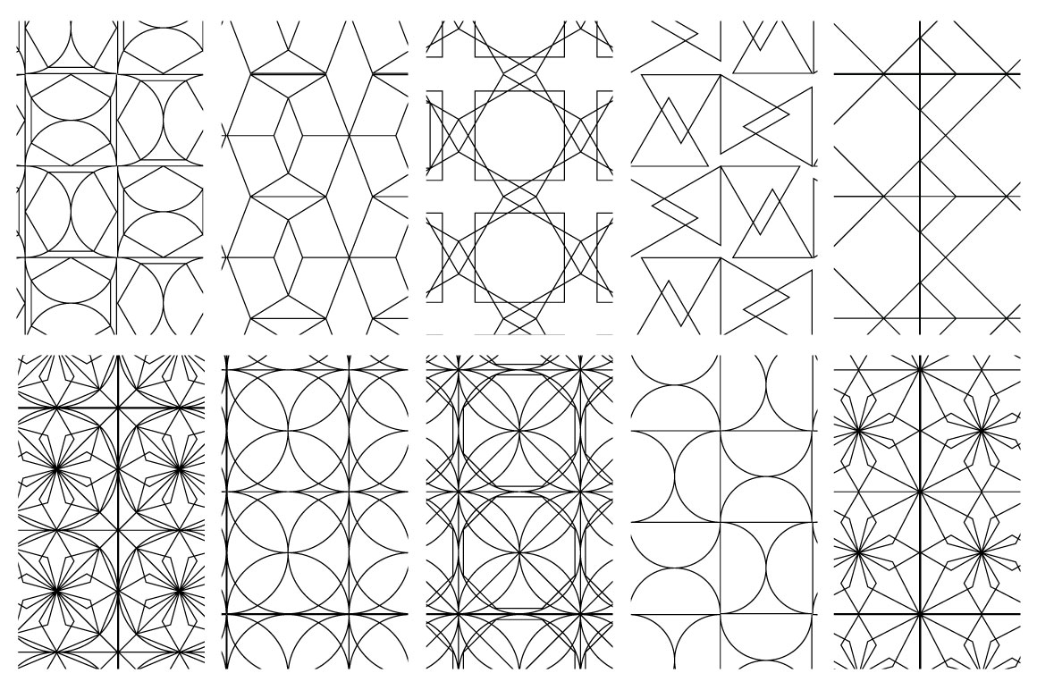 Line Patterns Vol. 2