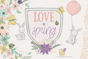 Love-In-Spring-Illustrations-cover