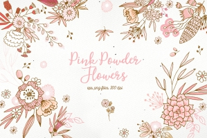 Pink-Powder-Flowers-cover