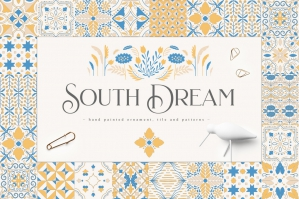 South-Dream-Collection-cover