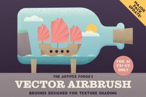The-Vector-Airbrush-Shader-Brushes-cover