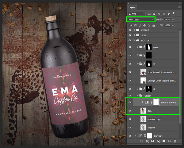 Cold Brew Packaging Design