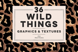 36-Wild-Things-Golden-Animal-Prints-cover