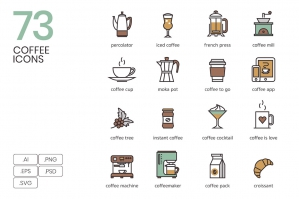 73-Coffee-Icons-cover