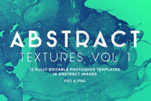 Abstract Textures Vol. 1