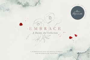 Embrace-Pencil-Florals-and-Textures-cover