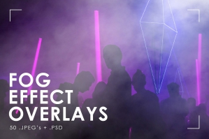 Fog Effect Overlays