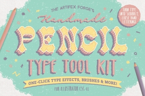 Hand-drawn-Pencil-Type-Tool-Kit-first-image
