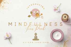 Mindfulness-Icon-Pack-cover
