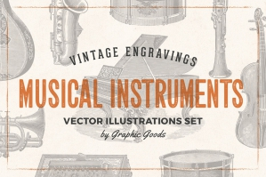 Musical-Instruments-Engraving-Illustration-Set-cover