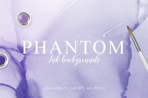 Phantom Ink Backgrounds