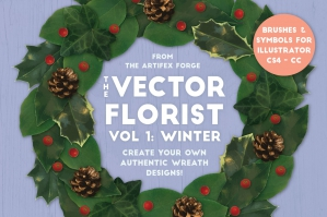 The-Vector-Florist-Brushes-Winter-cover