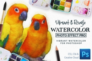 Vibrant-Watercolor-Photo-Effect-Kit-cover
