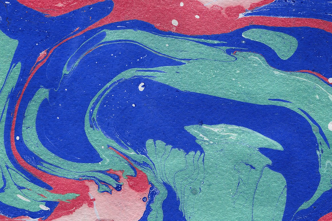 100 Bright Marble and Watercolor Backgrounds