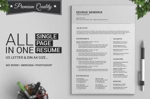 All-In-One-Single-Page-Resume-Pack-cover