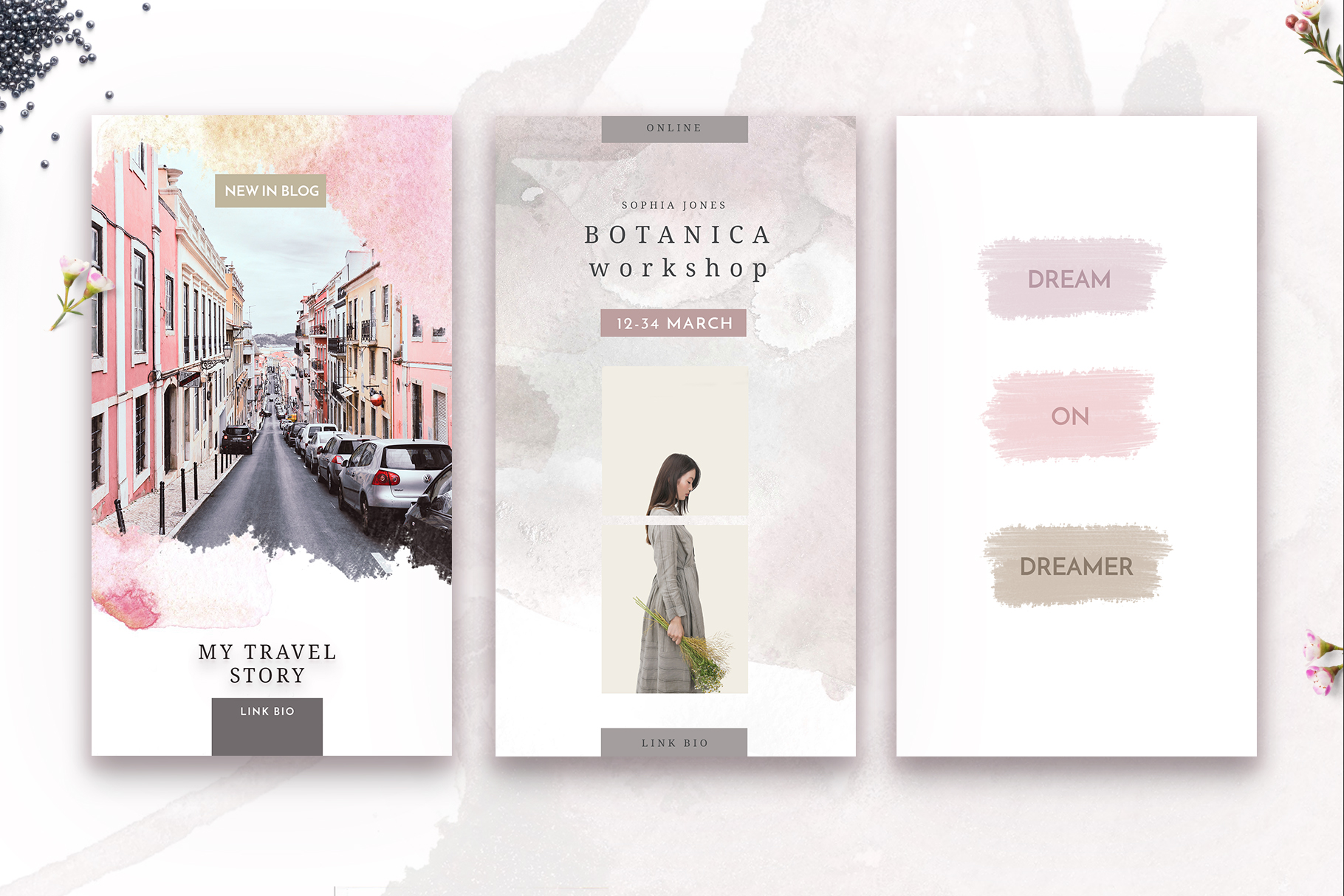Animated Stories For Instagram