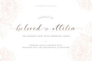 Beloved-Ottilia-Font-Plus-Free-Logos-cover